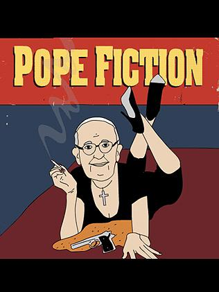 pope fiction