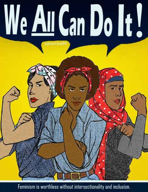 UN women poster