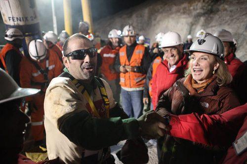 Chile mine