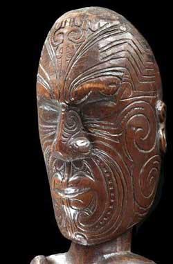 Maori waka